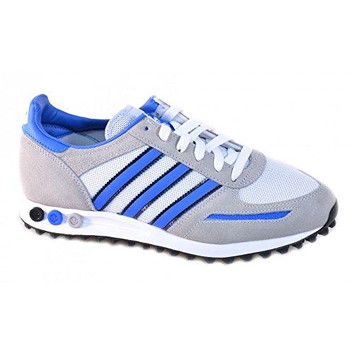 Adidas La Trainer - Zapatillas de running para hombre Grigio/Bianco/Blu