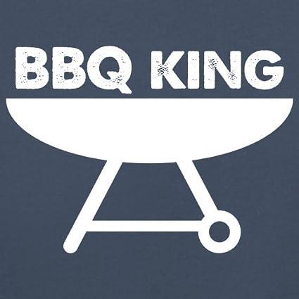 BBQ King Baby//Toddler T-Shirt 3-24 Months