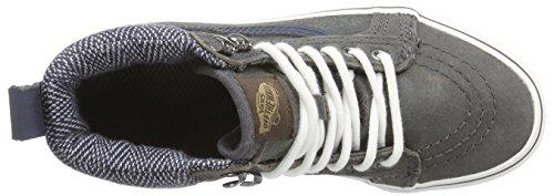 Vans Sneaker Alta Sk8-Hi Mte Grigio Scuro EU 34.5 (US 3.5)