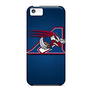 Shock-dirt Proof Montreal Alouettes Case Cover For Iphone 5c