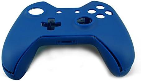 Set Funda Carcasa Case Plástico de Mando Consola Azul para XBOX ...