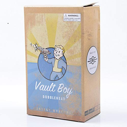 TOYSTOCK Fallout Bobblehead Fo Bobblehead Fall Out Figure Vault Boy 5