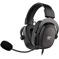 Headphone Fone de Ouvido Havit HV-H2002d, Gamer, com Microfone, Falante 53mm, Plug 3, 5mm: compatível com XBOX ONE e PS4…