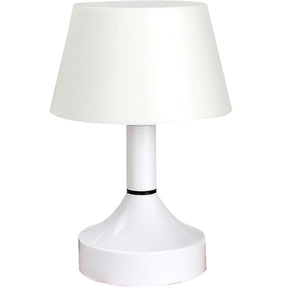 VBlfv Modern Minimalist Style Night Light Creative Reading Lamp Charging Eye Lamp Study Office Work Dormitory Bedside Lamp (Color : White Light)