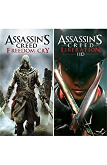 AC Freedom Cry (standalone) + AC Liberation HD bundle - PS3 [Digital Code]