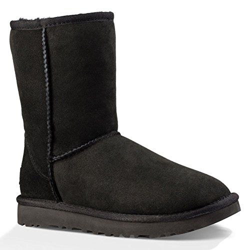 Black Short Ankle Suede 7M Classic High Boot Women's UGG II ORn6IOa