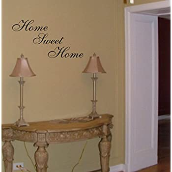 Lovely Home Sweet Home Wall Decal Good Ideas