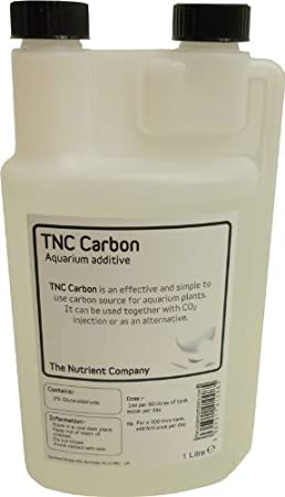 TNC Carbon - fertilizantes carbono líquido plantas acuario (500ml): Amazon.es: Productos para mascotas