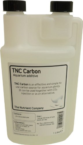 TNC Carbon - fertilizantes carbono líquido plantas acuario (1000ml): Amazon.es: Productos para mascotas