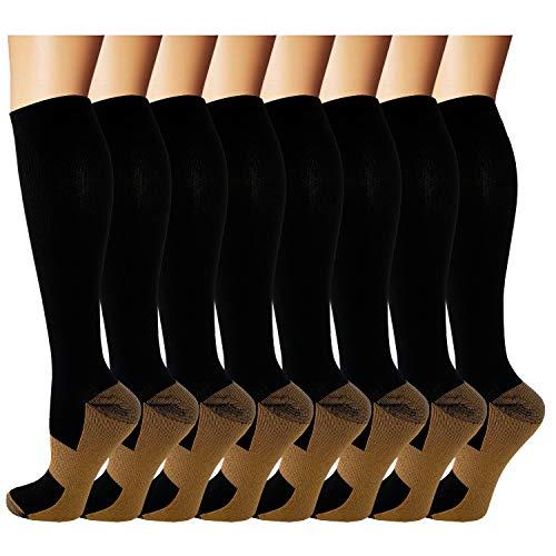 Copper Compression Socks Men