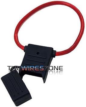 Paquete de 5 calibre 12 Indicadores en l/ínea resistentes al agua ATC//ATO porta fusible