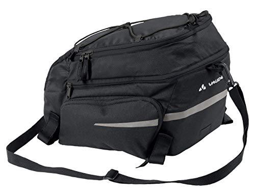 VAUDE Silk Road Plus (Snap-It) Backpack, Black