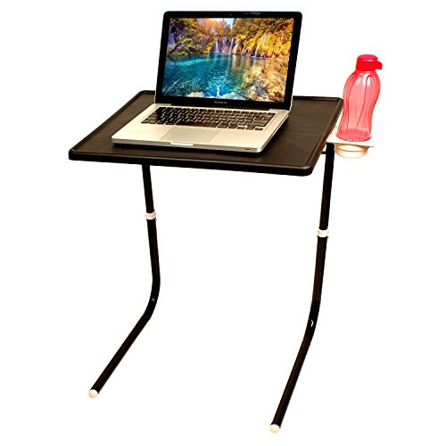 MULTI-TABLE-Foldable-and-Adjustable-Premium-Multi-Purpose-Utility-Table-for-Laptop-Dinner-Study-Black-and-Black