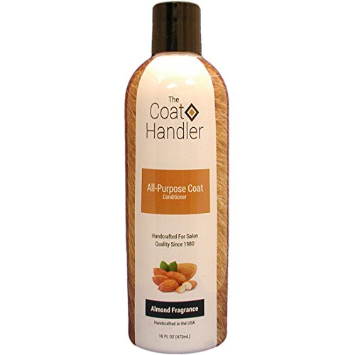 Coat Handler Leave-in Small Pet Conditioner, 16-Ounce by Coat Handler