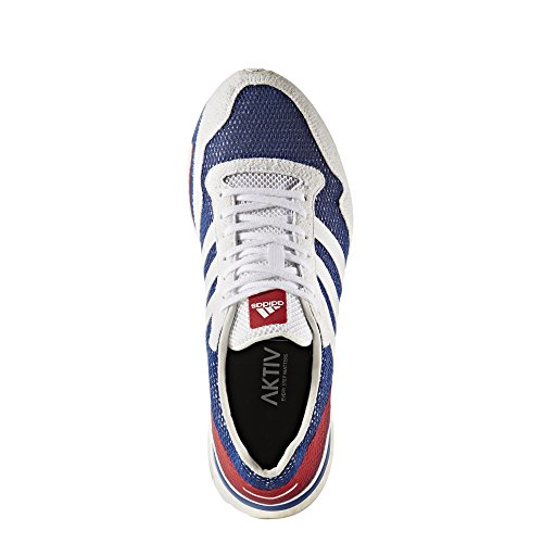 adidas Adizero Adios Aktiv, Zapatillas de Deporte Unisex Adulto Varios colores (Reauni / Ftwbla / Escarl)
