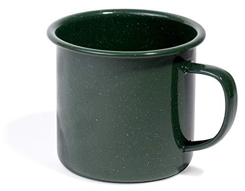 - Enamelware Coffee Mug - Perfect Enamel Outdoor Camping Cup - 16 oz.