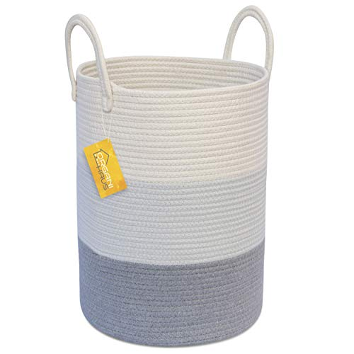 OrganiHaus Cotton Rope Basket | Larger Size 13