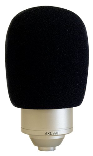 MXL WS-002 Foam Windscreen by MXL Mics