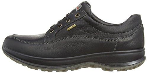 Livingston Et Randonne Noir Chaussures Hommes noir Grisport Trekking P1v5nq