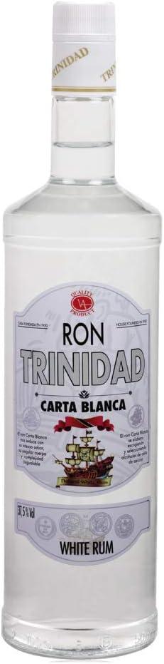 RON TRINIDAD CARTA BLANCA 100 CL.: Amazon.es: Alimentación y ...