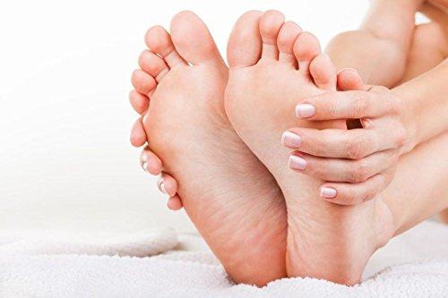Dermapeel Exfoliating Foot Peeling Mask Feet Peel Mask Sheds Skin Calluses Feet-2Pair-4pcs by Dermapeel (Image #3)