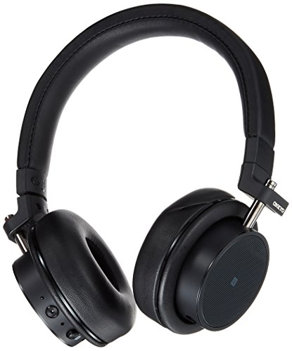 ONKYO sealed wireless headphone Bluetooth-enabled / NFC support / remote control with microphone H500BTB (Black)