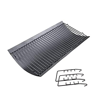 Uniflasy Grill Replacement Parts for Chargriller Charcoal Grills from Uniflasy
