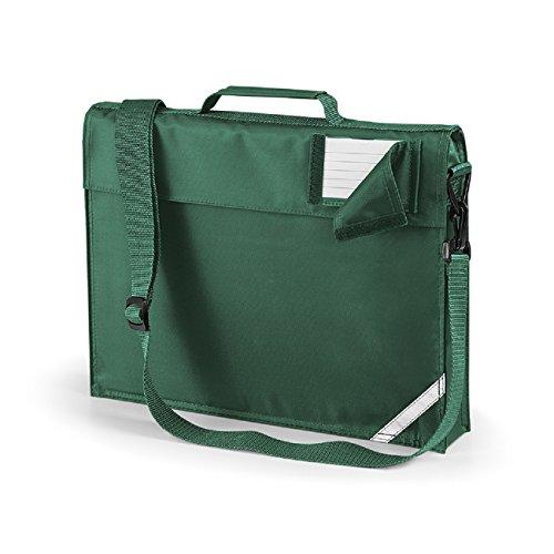 Quadra - Bolso de asas para hombre verde - verde