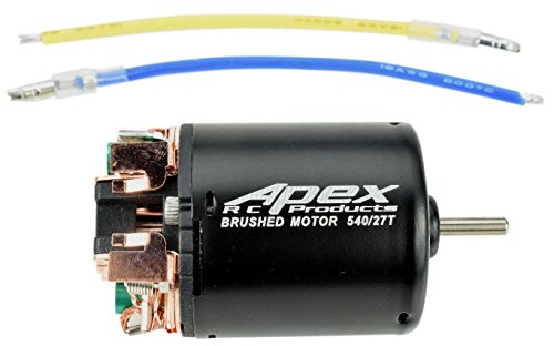 Apex RC Products 27T Turn 540 Brushed Electric Motor #9786