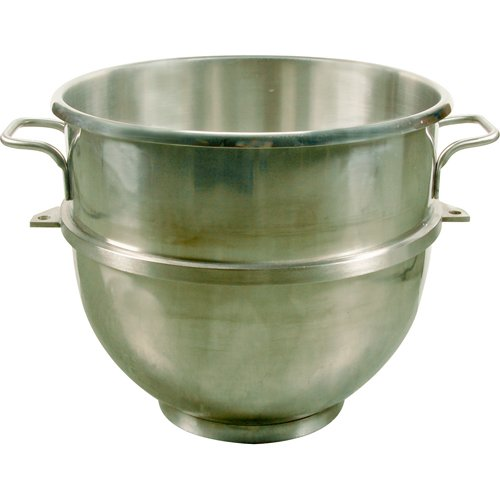 Hobart - 60 Qt Stainless Steel Mixer Bowl by Food Machinery of America