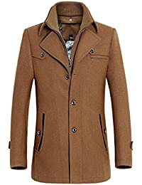 Amazon.com: XS - Wool & Blends / Jackets & Coats: Clothing, Shoes ...