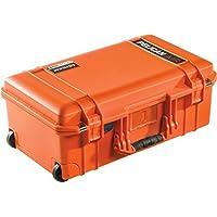 Orange 1535 Air case NO Foam. With wheels.