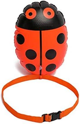トライアスロン/ビーチ/プールプレイプルブイ、調節可能なベルトのために水泳の安全フロート、色の目を引くスイミングドラッグフロート、