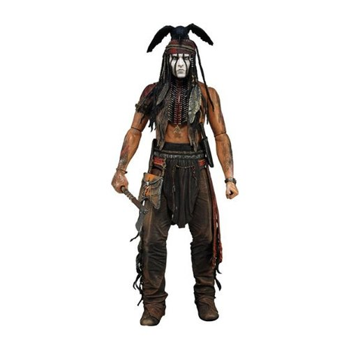 The Lone Ranger Neca 1:4 Scale 18-inch Tonto Action Figure