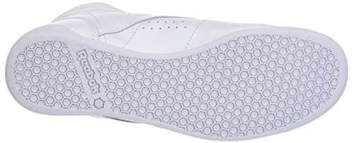 Skull Zapatillas White Colores White para Varios Grey Hi S Reebok de Grey Satin Mujer Gimnasia F Bow Skull UHHBOw