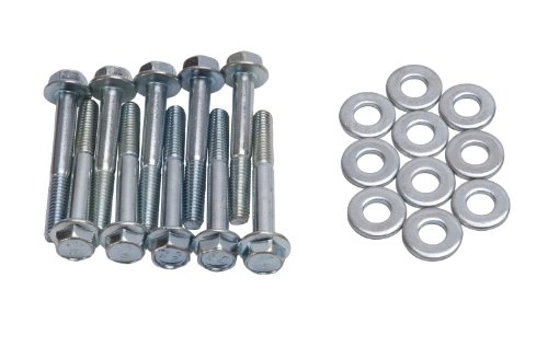 Edelbrock 8515 Performer Series Intake Manifold Bolt Kit Chevy LS/LS2 For Use w/PN[7118/2908/28097/7518/7139/7140] Performer Series Intake Manifold Bolt Kit
