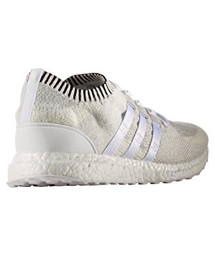 Scarpe Da Uomo Adidas Eqt Ultra Primeknit, Colore: Bianco (vintage Bianco-calzature White-core Nero (bb1242), Taglia 44 2/3 Eu
