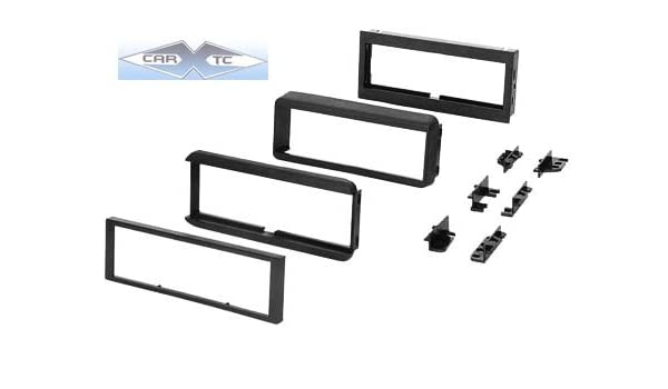 amazon com: stereo install dash kit gmc safari 92 93 94 95 (car radio  wiring installation : car electronics