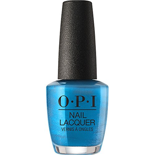 bright blue opi nail polish - 6