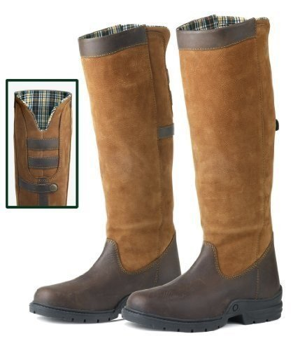 Ovation Ainsley Country Boots - Ladies - Size:41 Color:Brown by Ovation