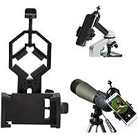 Universal Smartphone Camera Mount - Microscope, Telescope, Binocular Smartphone Adapter