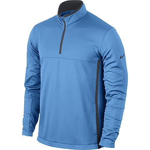Nike Golf Therma-Fit Cover-Up (University Blue/Dark Grey/Anthracite)