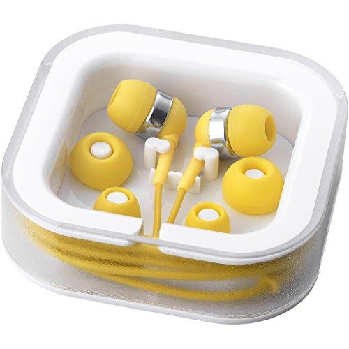 Bullet - Auriculares modelo Sargas amarillo