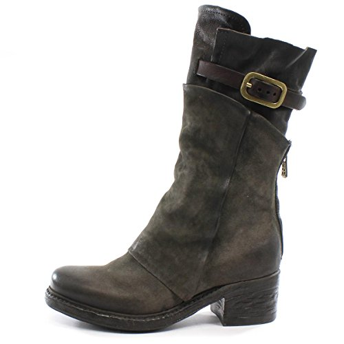 A.S.98 Stiefel Nova 261306-101 Smoke TDM Airstep as98 Smoke/TDM