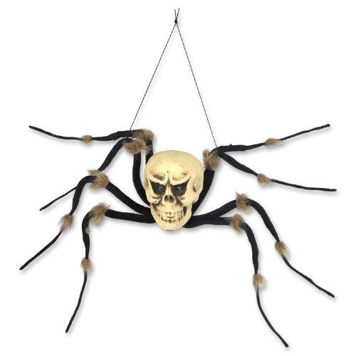 [Beistle Spider Skeleton Creepy Creature, 3-Feet 2-Inch] (Skeleton Costume Pose)