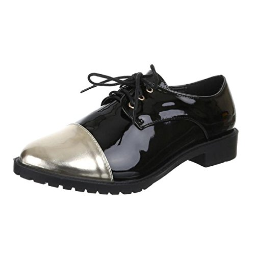 Zapatos Mujer Cordones Cingant con Woman wCYx5q0