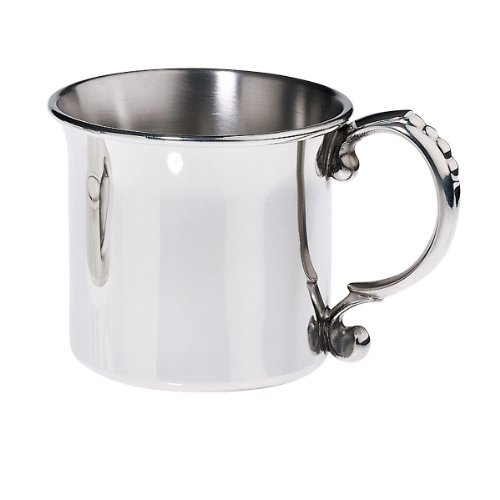 Barton Classic Baby Cup - Lunt Pewter Classic Baby Cup, 6-Ounce