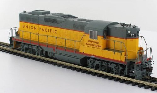 Gp9 Diesel Locomotive - Bachmann Trains EMD GP9 DCC Equipped Diesel Locomotive Union Pacific #173 with Dynamic Brakes
