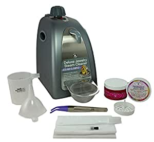 Gemoro 0375 black diamond brilliant spa slate for Jewelry cleaning kit target