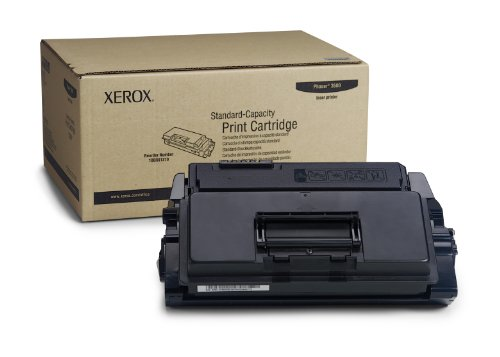 Genuine Xerox Black Print Cartridge for the Phaser 3600, 106R01370